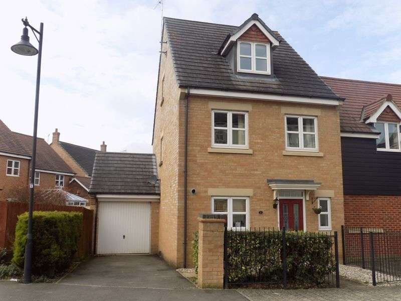 4 Bedrooms House for sale in Egdon Close, Haydon End