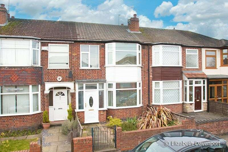 3 Bedrooms Terraced House for sale in Poitiers Road, Cheylesmore