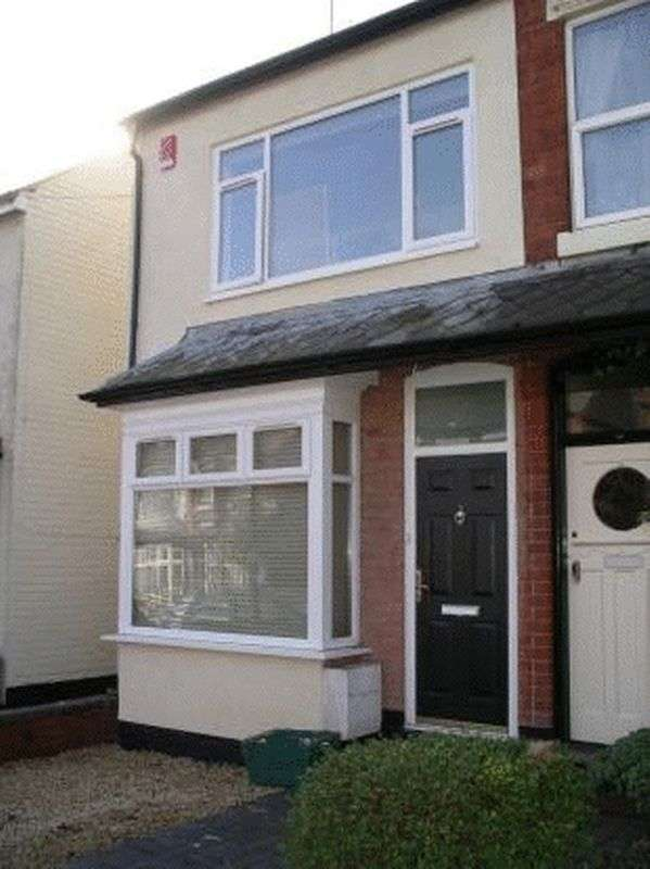 6 Bedrooms Semi Detached House for rent in Gristhorpe Road, Selly Oak, Birmingham, B29 7SW