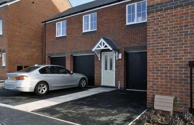 2 Bedrooms Flat for sale in Meadow Street, Walsall