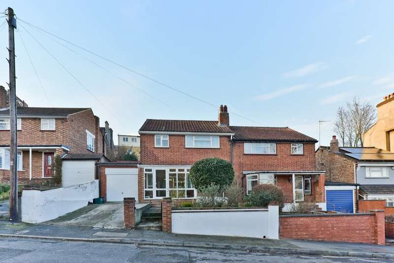 3 Bedrooms Semi Detached House for sale in Palace Square, Crystal Palace
