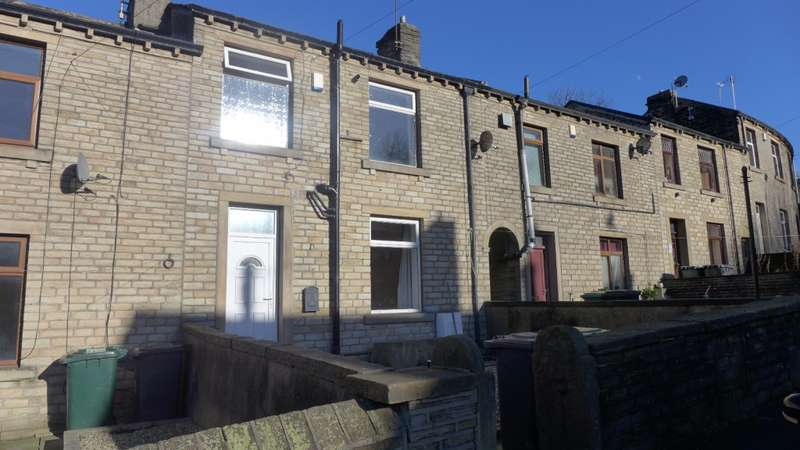 1 Bedroom Terraced House for sale in Whiteley Street, Huddersfield, HD3
