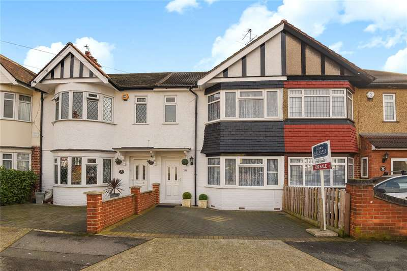 2 Bedrooms Terraced House for sale in Chelston Road, Ruislip Manor, Middlesex, HA4