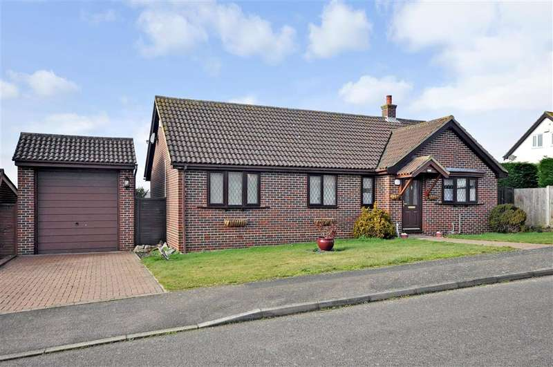 3 Bedrooms Bungalow for sale in Seymour Close, Herne Bay, Kent