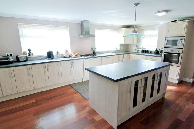 4 Bedrooms Unique Property for sale in Leckwith Road, Llandough, Penarth