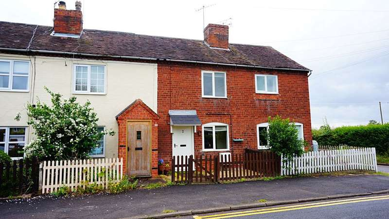 2 Bedrooms Terraced House for sale in Hallow, Worcester, WR2 6LH