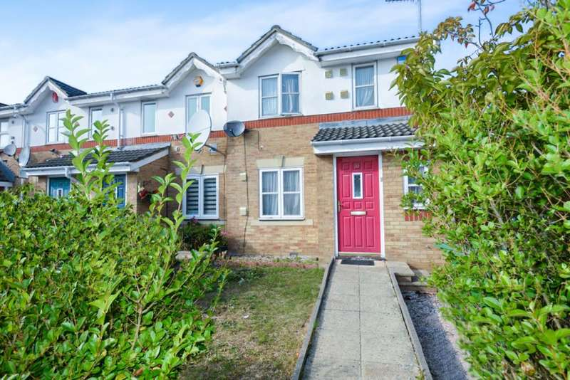 3 Bedrooms Terraced House for sale in Waldstock Road, Central Thamesmead, London, SE28 8SF