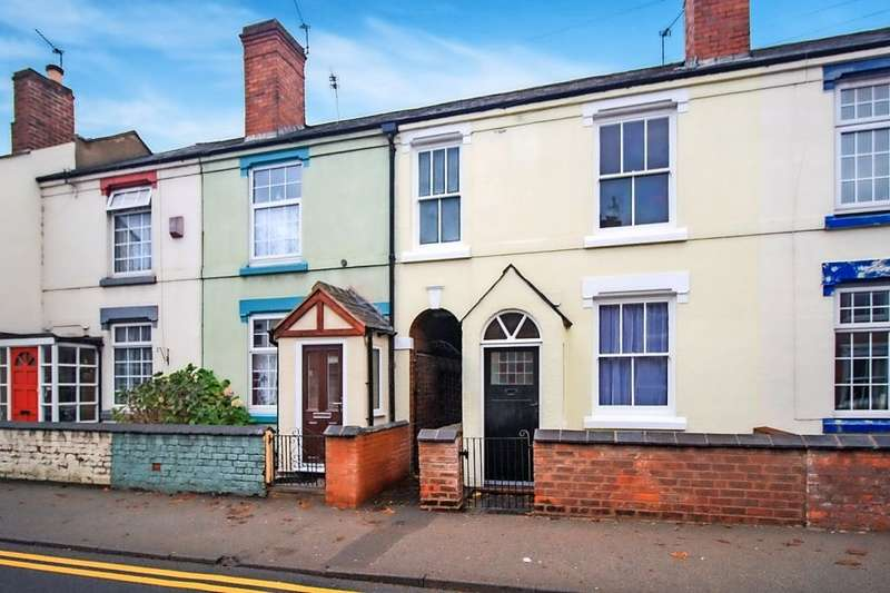 2 Bedrooms Terraced House for sale in Cobden Street, Wollaston, Stourbridge, DY8 3RU