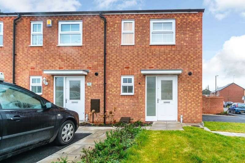 2 Bedrooms Terraced House for sale in Cherry Tree Drive, Coventry, CV4 8LZ