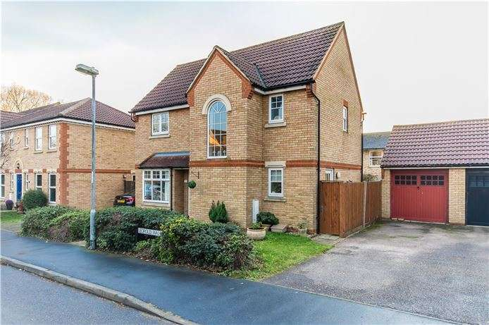 3 Bedrooms Detached House for sale in Leopold Walk, Cottenham, Cambridge