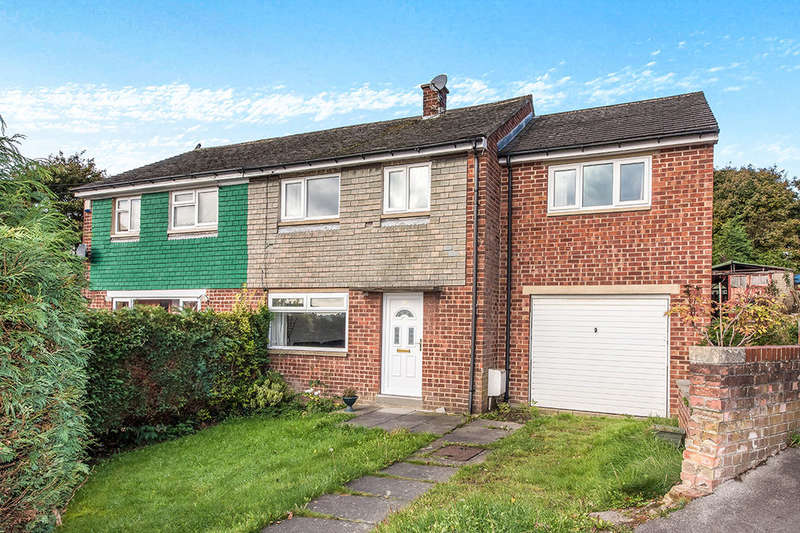 3 Bedrooms Semi Detached House for sale in Primrose Bank, Bingley, BD16