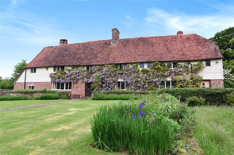 5 Bedrooms Detached House for sale in Oldhouse Lane, Coolham