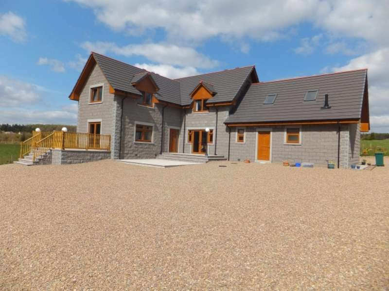 4 Bedrooms Detached House for sale in Catbells Archiestown, Aberlour, AB38 7RB