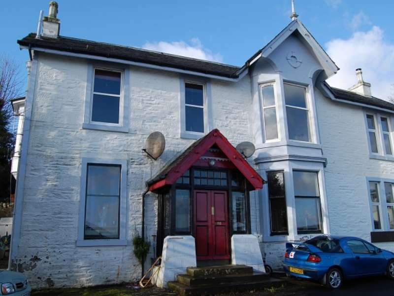 3 Bedrooms Flat for sale in Duncrag 155 Marine Parade, Hunters Quay, Dunoon, PA23 8HJ