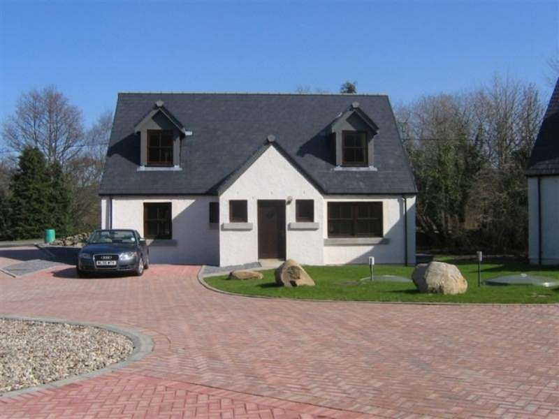4 Bedrooms Detached House for sale in Lochindaal Whitehouse, by, Tarbert, PA29 6XR