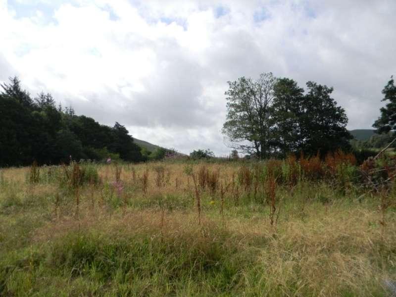 Land Commercial for sale in Plot The Old Rifle Range Site Caddonhaugh, Clovenfords, Galashiels, TD1 3LE