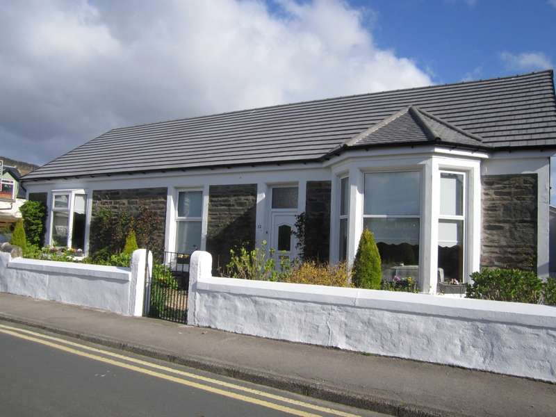 3 Bedrooms Detached Bungalow for sale in 12 Hanover Street, Dunoon, PA23 7AB