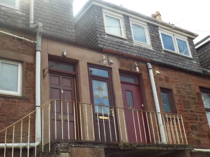 3 Bedrooms Flat for sale in 4B Queen Street, Arbroath, DD11 2BJ