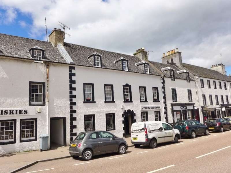4 Bedrooms Maisonette Flat for sale in 5 Main Street West, Inveraray, PA32 8TU