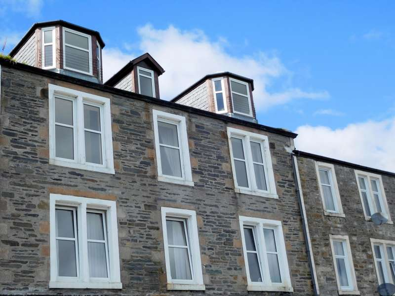 3 Bedrooms Flat for sale in Flat 2/R, 29 Marine Parade Kirn,, Dunoon, PA23 8HF