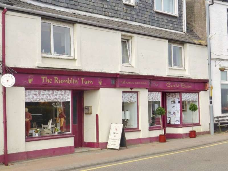 Restaurant Commercial for sale in Rumblin Tum Chalmers Street, Ardrishaig, PA30 8DX