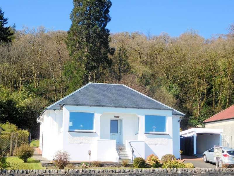 3 Bedrooms Detached Bungalow for sale in 125 Bullwood Road, Dunoon, PA23 7QN