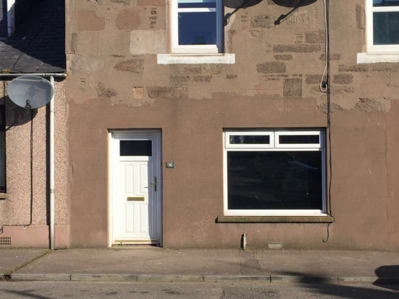 2 Bedrooms Terraced House for sale in 16 Commerce Street, Montrose, DD10 8BW
