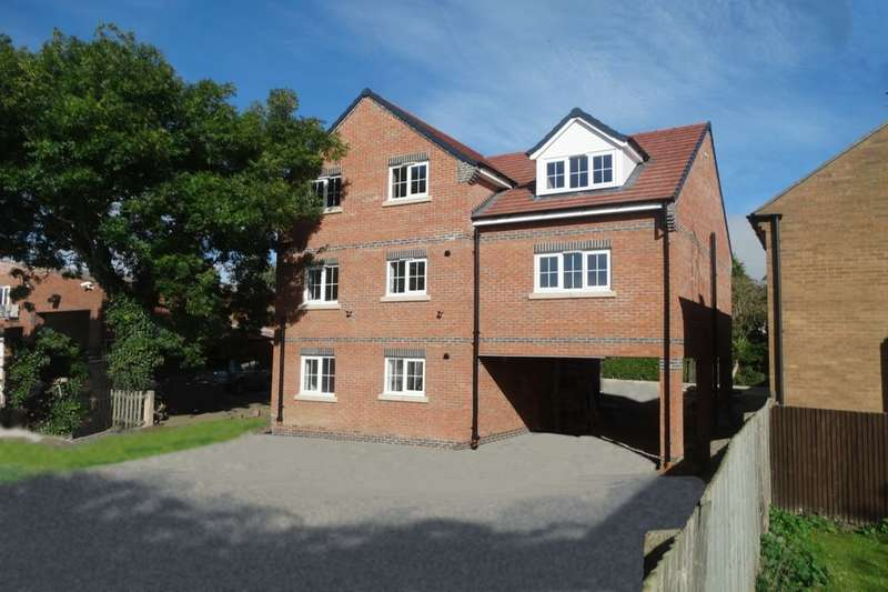 1 Bedroom Flat for sale in Regent Road, Countesthorpe, Leicester, LE8