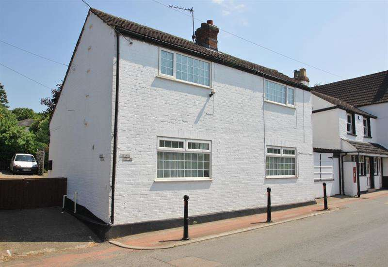 3 Bedrooms Link Detached House for sale in Church Road, Longhope