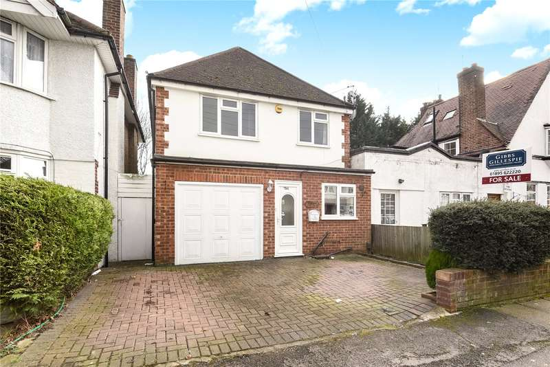 4 Bedrooms House for sale in Elm Avenue, Ruislip, Middlesex, HA4
