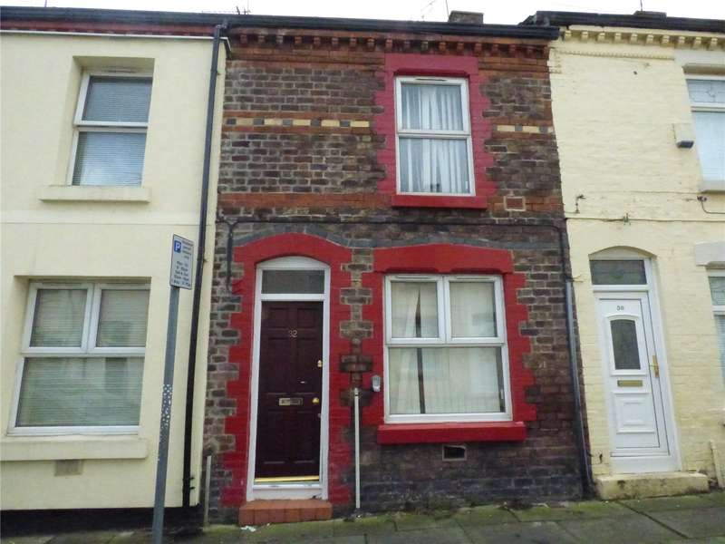 2 Bedrooms Terraced House for sale in Handfield Street, Liverpool, Merseyside, L5