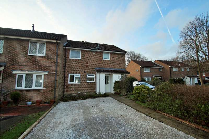 1 Bedroom Maisonette Flat for sale in Evenlode Way, Sandhurst, Berkshire, GU47