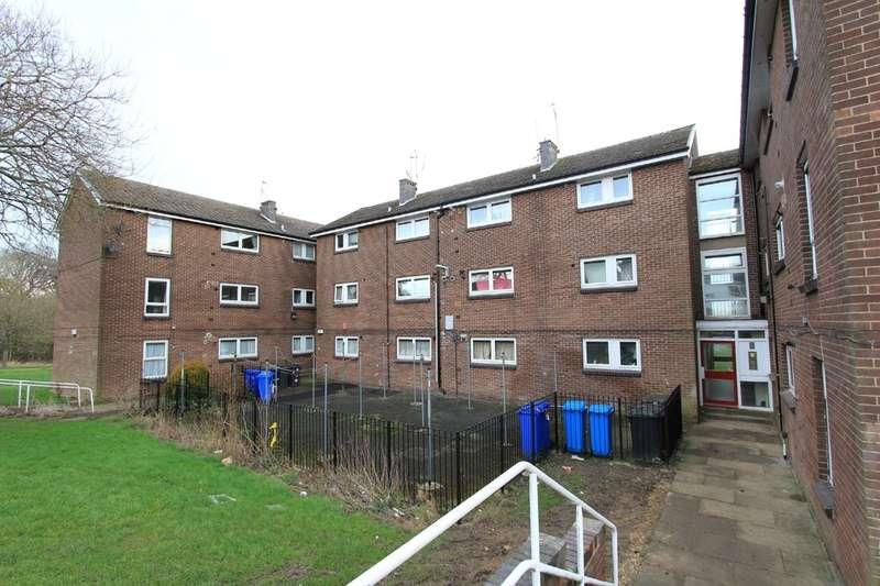 3 Bedrooms Flat for sale in Hazlebarrow Grove, Jordonthorpe