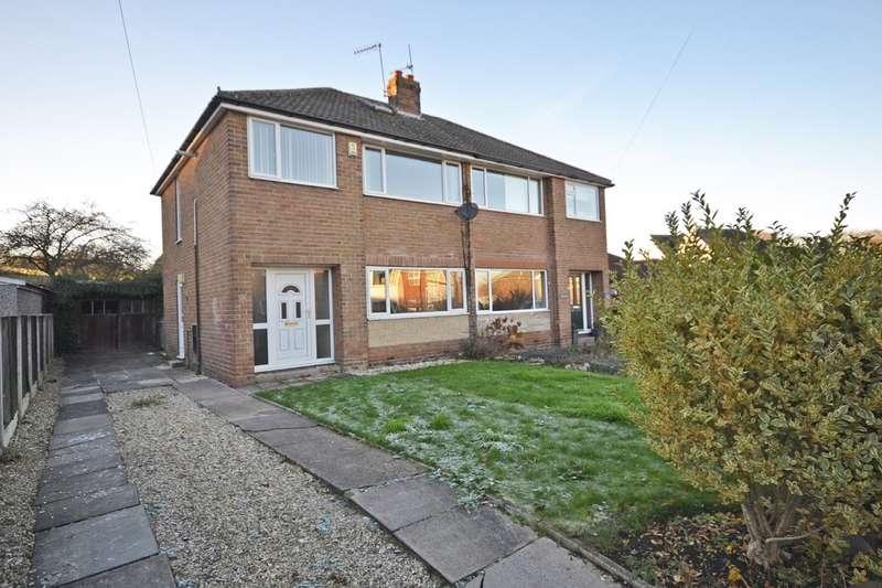 3 Bedrooms Semi Detached House for sale in Finkin Lane, Stanley, Wakefield