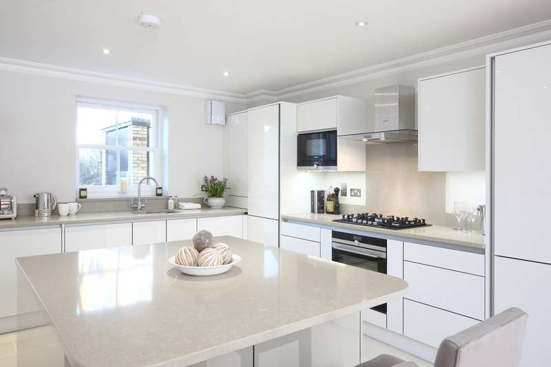 2 Bedrooms Flat for sale in Teddington