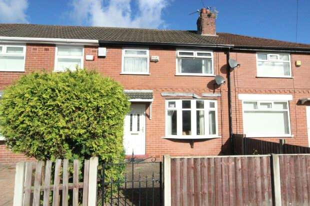 2 Bedrooms Terraced House for sale in Shrewsbury Road, Droylsden, Manchester