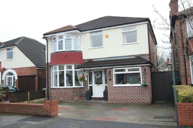 4 Bedrooms Detached House for sale in Avonlea Road, Sale