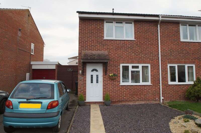 2 Bedrooms Semi Detached House for sale in Beatty Way, Burnham-On-Sea