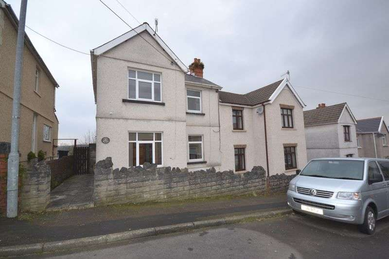 4 Bedrooms Semi Detached House for sale in Westbourne Road, Neath