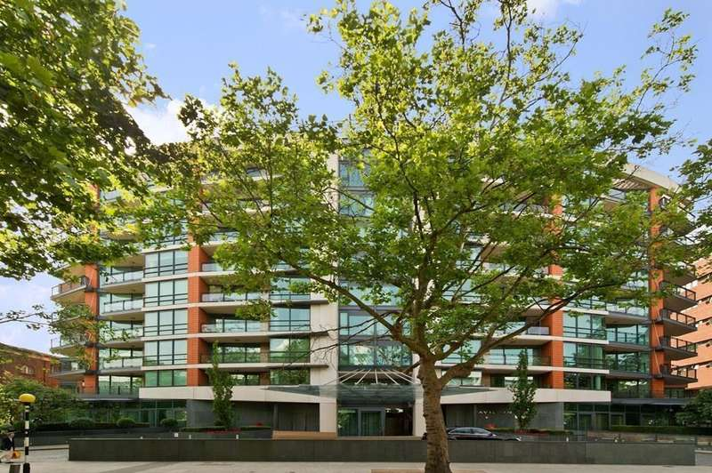2 Bedrooms Flat for sale in St. Johns Wood Road, St John's Wood, London, NW8