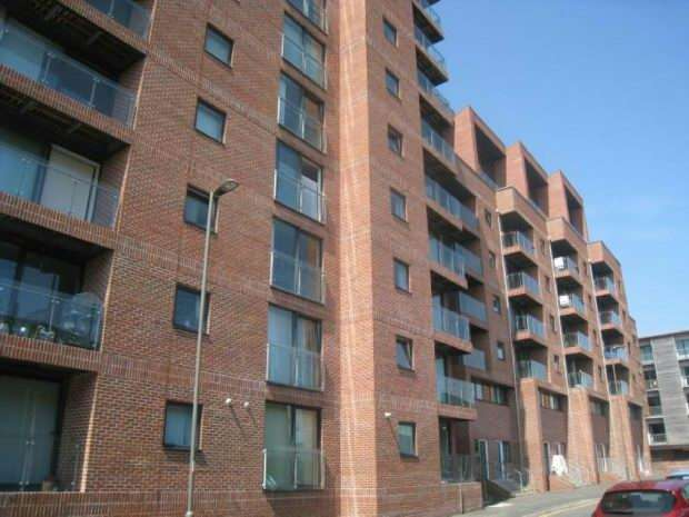 2 Bedrooms Apartment Flat for sale in Kings Dock Mill, 32 Tabley Street, Liverpool
