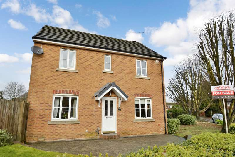 3 Bedrooms Detached House for sale in Chilberton Drive, Merstham, Surrey, RH1 3HL