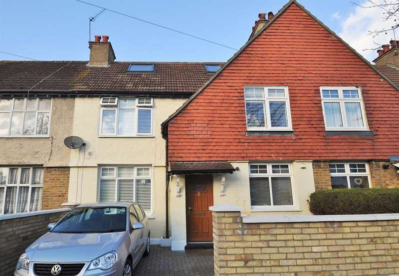 5 Bedrooms Terraced House for sale in Hawthorn Gardens, Ealing, W5 4LJ