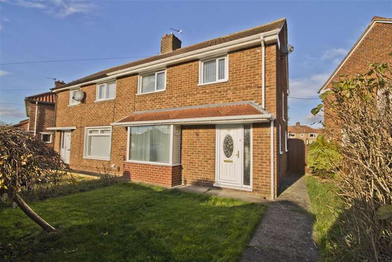 3 Bedrooms Semi Detached House for sale in Evesham Road, Park End, Middlesbrough, TS3 0BD