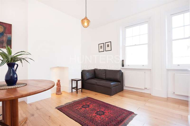 2 Bedrooms Flat for sale in Kingdon Road, London, NW6 1PH