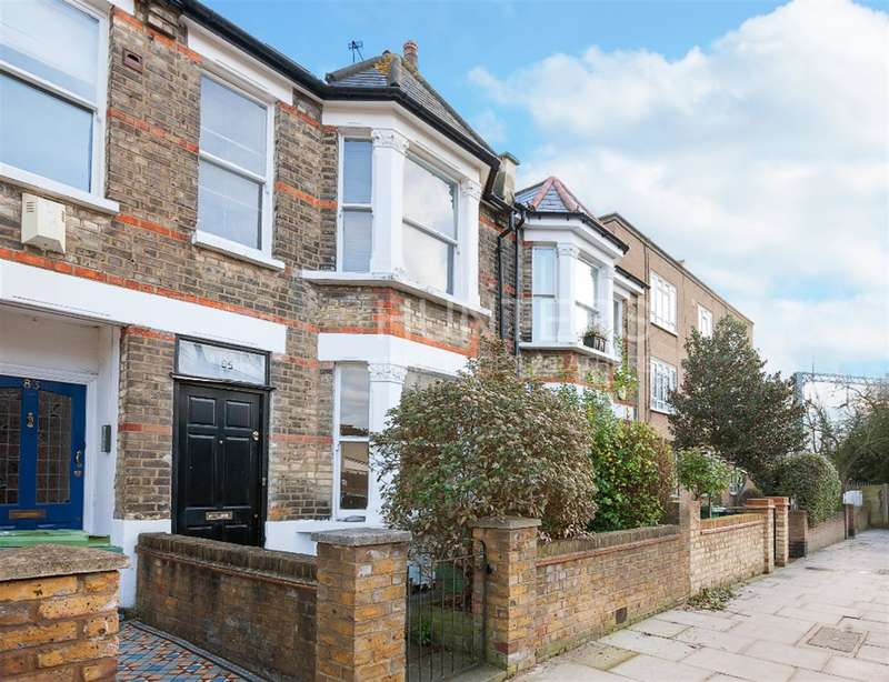 4 Bedrooms House for sale in Broomsleigh Street, London, NW6 1QQ