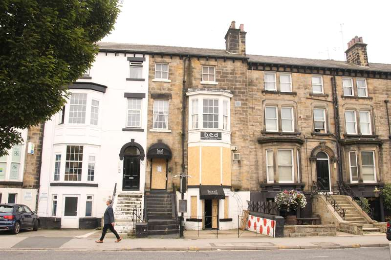 1 Bedroom Terraced House for sale in Kings Road, Harrogate, , HG1 5JW