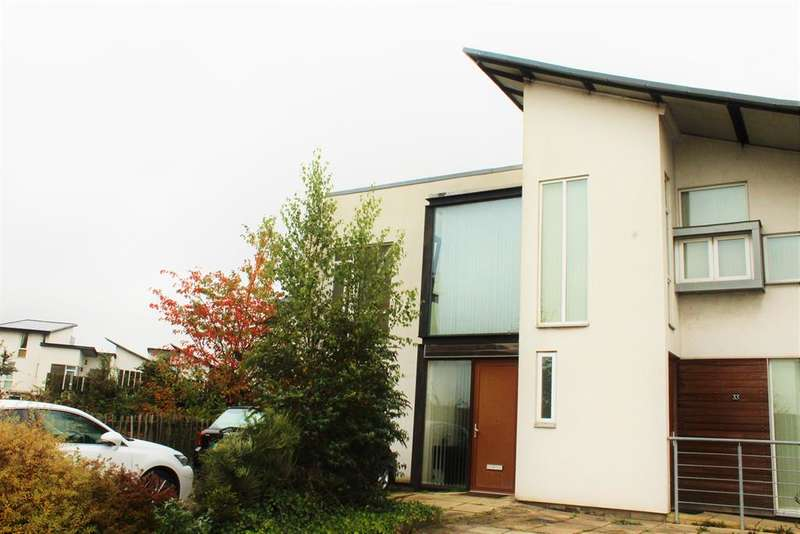 3 Bedrooms End Of Terrace House for sale in Wren Way, Manchester, M11 3NH