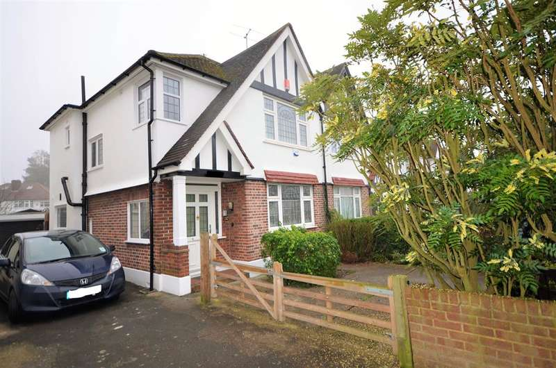 3 Bedrooms Semi Detached House for sale in Kinross Close, Harrow, Middlesex, HA3 0UE
