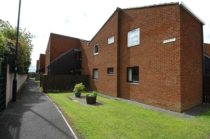 2 Bedrooms Flat for sale in River View, North Shields
